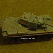 SFV10 KV-1 1940