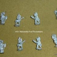 HI51 Maharatta Foot Rocketeers