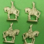 PAR18 Argentinian Guard Cavalry (Mitre's Bodyguard)