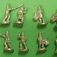 PAR04 Paraguayan Infantry, Command