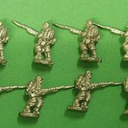 PAR05 Argentinian Infantry, Kepi