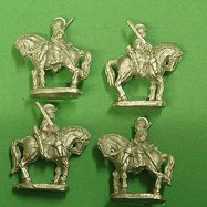 PS23 Medium cavalry, burgonet, sword, standing