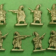 RT09 Early Janissary Muskets
