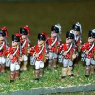 RWB11 British Light Infantry Command
