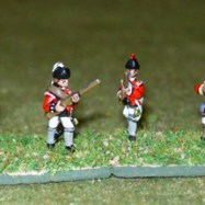 RWB04 British Light Infantry Skirmishing
