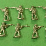 SWA02 Infantry Firing, Full Pack