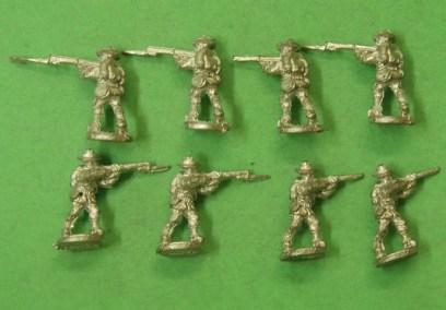 SWA02 Infantry Firing, Full Pack