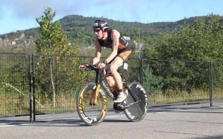 Bike course Mont Tremblant