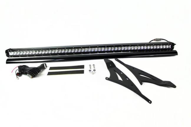 Race Sport (RSF9914-SR): Stealth LED Light Bar Kit for '99+ Ford F-250/-350 Super Duty