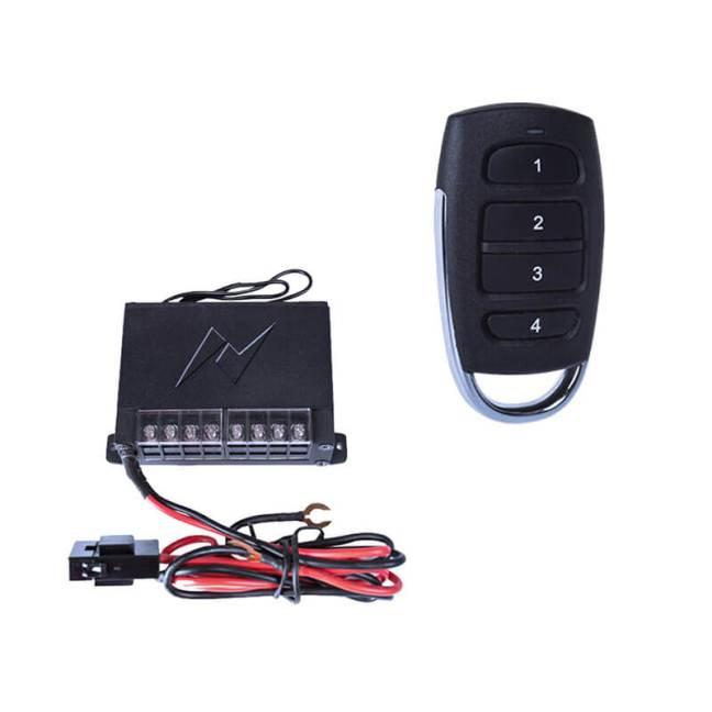 AnzoUSA (851067): Universal Four-Channel Remote Control Module