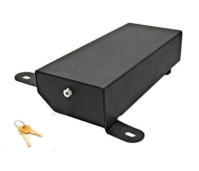 Bestop Underseat Lock Box for Wrangler