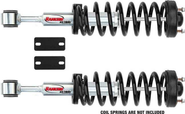 "Rancho (RS66502R7): Level It 2"" Suspension System for '04-'08 Ford F-150"