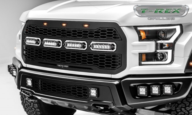 T-Rex Grilles Revolver Series Grille Submitted