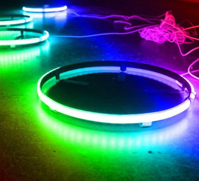 Race Sport LED Wheel Light Kit