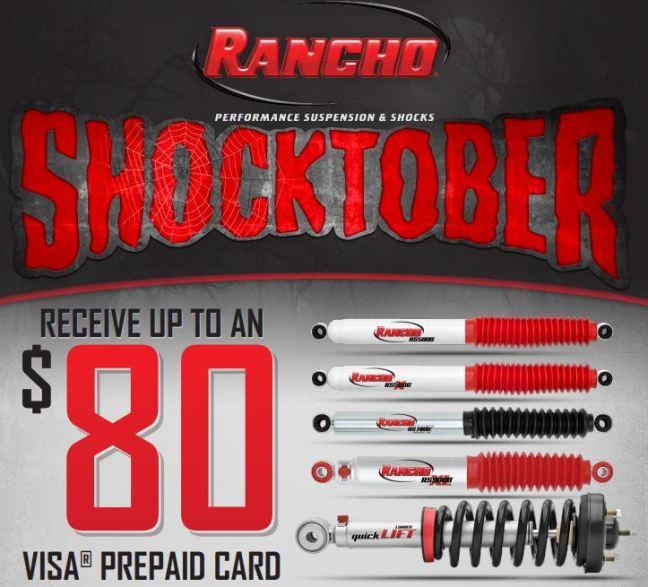 Rancho Shocktober