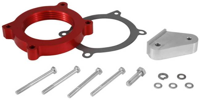 AIRAID Throttle Body Spacers for GM Trucks and SUVs 200-639