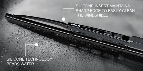 PIAA Silicone Wiper Blades
