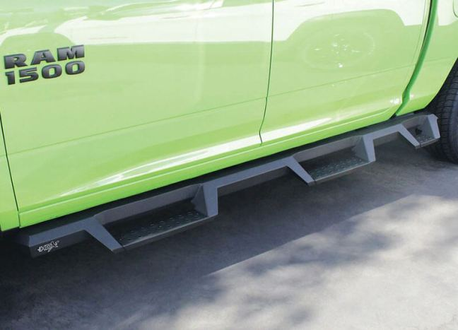 WESTiN Automotive: HDX Drop Wheel-to-Wheel Nerf Bars