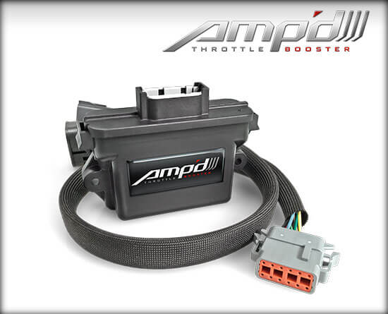 Superchips Ampd Throttle Sensitivity Booster