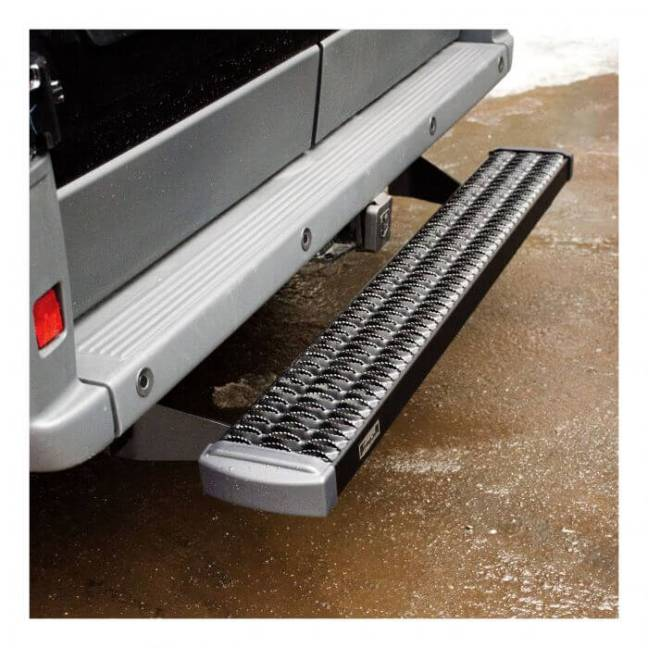 LUVERNE Grip Step 7 Inch Rear Step