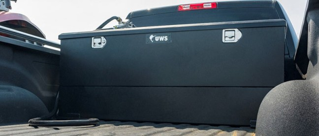 UWS: Industry-First Steel-Aluminum Combo Transfer Tanks