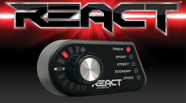 Hypertech: REACT Throttle Optimizer