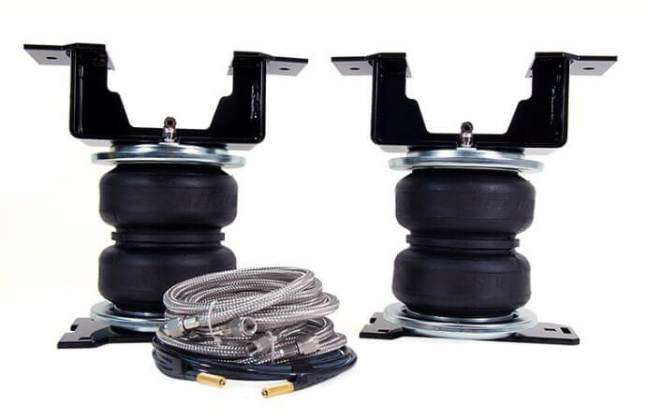 Air Lift (89388): LoadLifter 5000 Ultimate Plus+ Rear Kit for 2019 Silverado/Sierra 1500 4WD