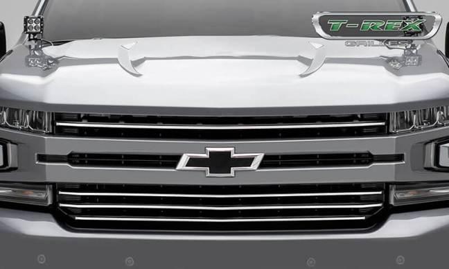 T-Rex Grilles Billet Grille for 2019 Chevrolet Silverado 1500