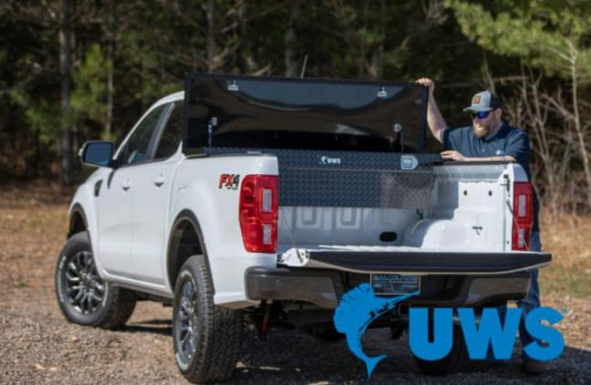 UWS: Toolboxes for 2019 Ford Ranger Now Available