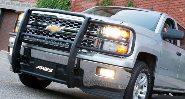 ARIES Pro Series Grille Guards