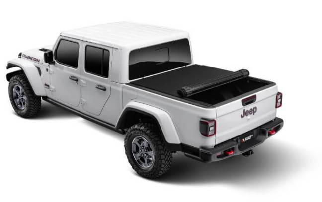 Rugged Ridge: Armis Soft and Hard Bed Covers for 2020 Jeep Gladiator