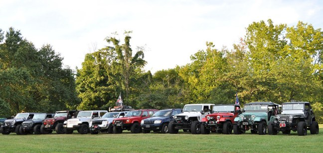 Total Truck Centers™ Invades Smoky Mountain Jeep Event