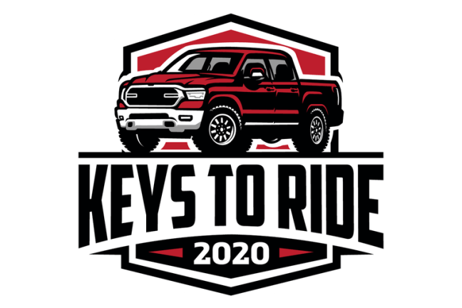 Keys to Ride 2020 Logo