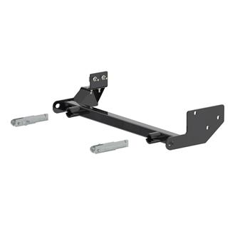 CURT (70112): Custom Tow Bar Base Plate for Jeep Wrangler TJ