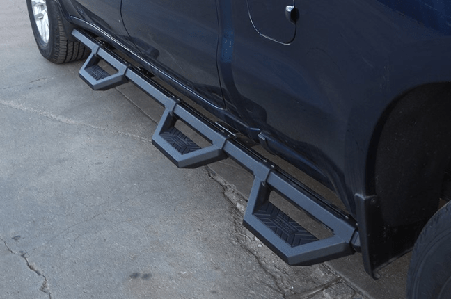 Dee Zee: Hex Series Full-Length Bed Access Steps