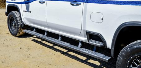 WESTiN (28-5234760–28-5234765): R5 M-Series W2W Nerf Step Bars XD