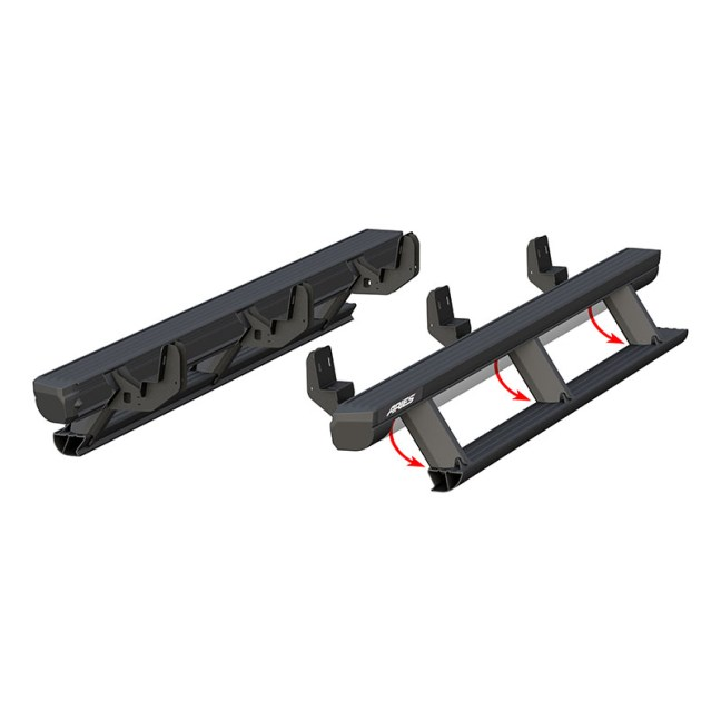 ARIES ActionTrac Powered Running Boards for Colorado Canyon 3047904