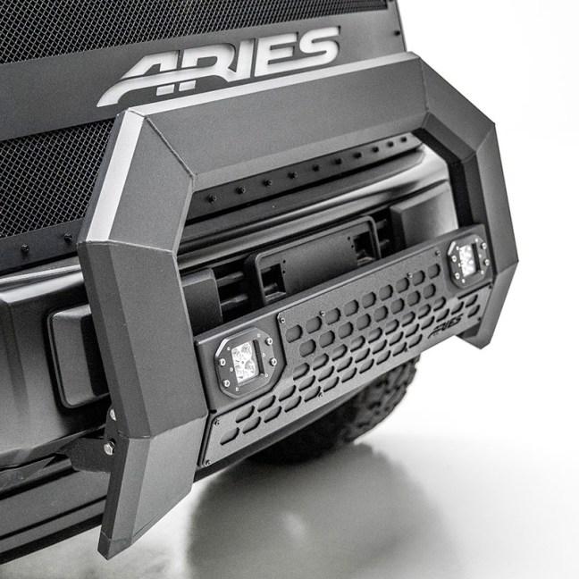 ARIES (2163100): AdvantEDGE™ Bull Bar for Ford F-150