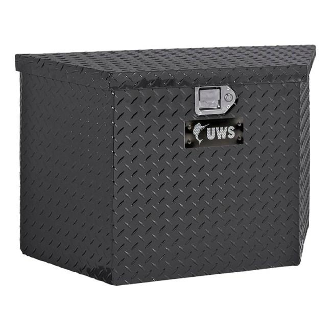 "UWS (TBV-49-BLK): 49"" Trailer Tongue Box"