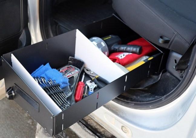 Dee Zee Under-Seat Storage Drawer