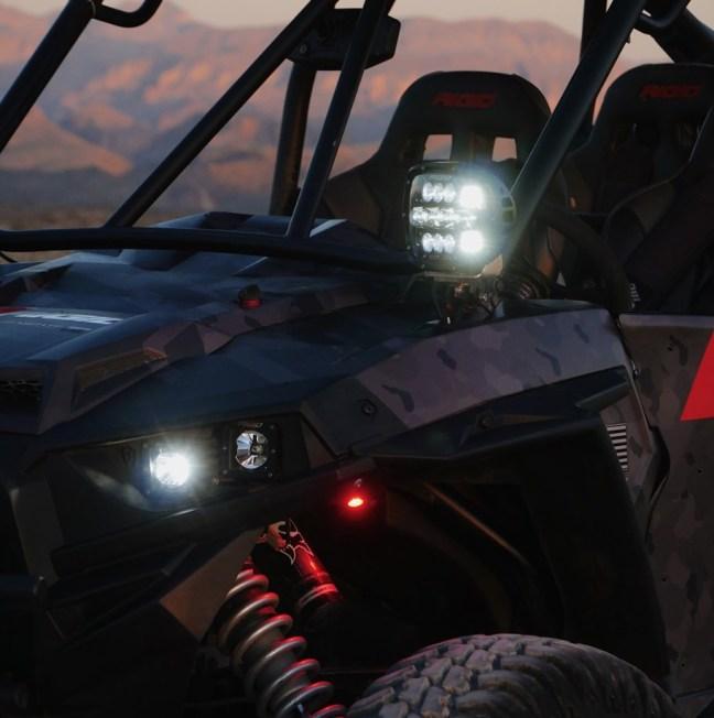 Rigid Industries Adapt-XP Powersports Lights