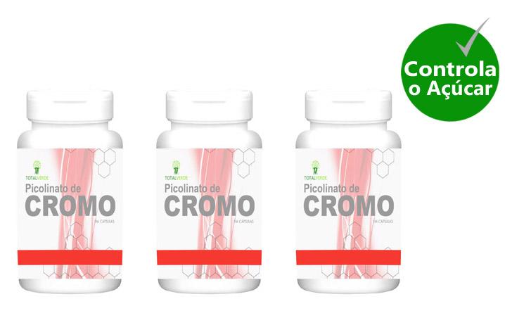 suplemento picolinato de cromo diabetes