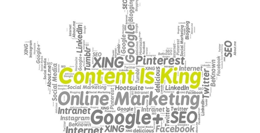 Quality Content is King to High Google Rankings