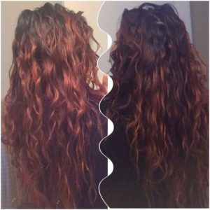 Types of Natural Hair- Photo Of Natural Hair Type 2b