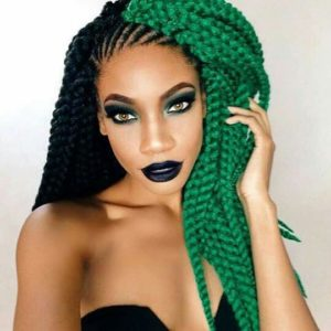 10 Crochet Hair That will Give You The Best Look For Holloween