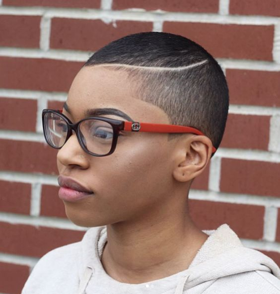 10 short haircut for black female