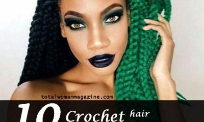 10 crochet hair for halloween