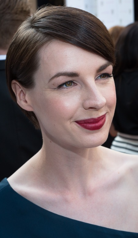 Image shows Jessica Raine at the Tv Baftas 2015.