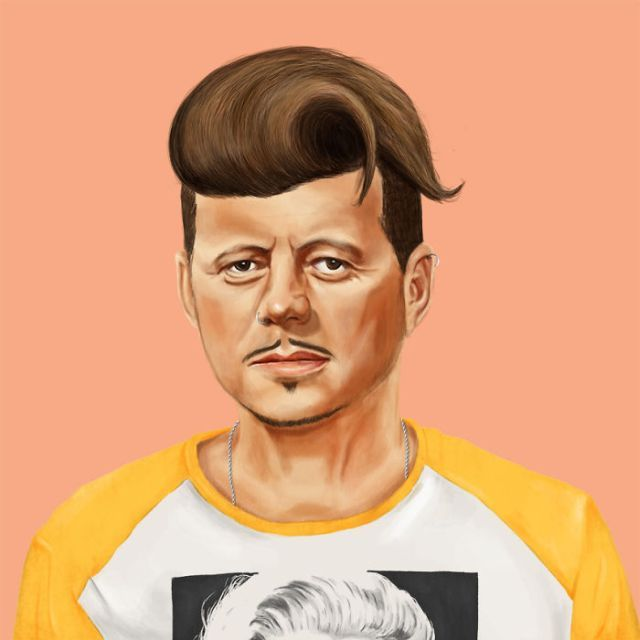 Kennedy hipster