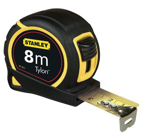 Ruleta Tylon cu protectie cauciuc 8m Stanley 1-30-657